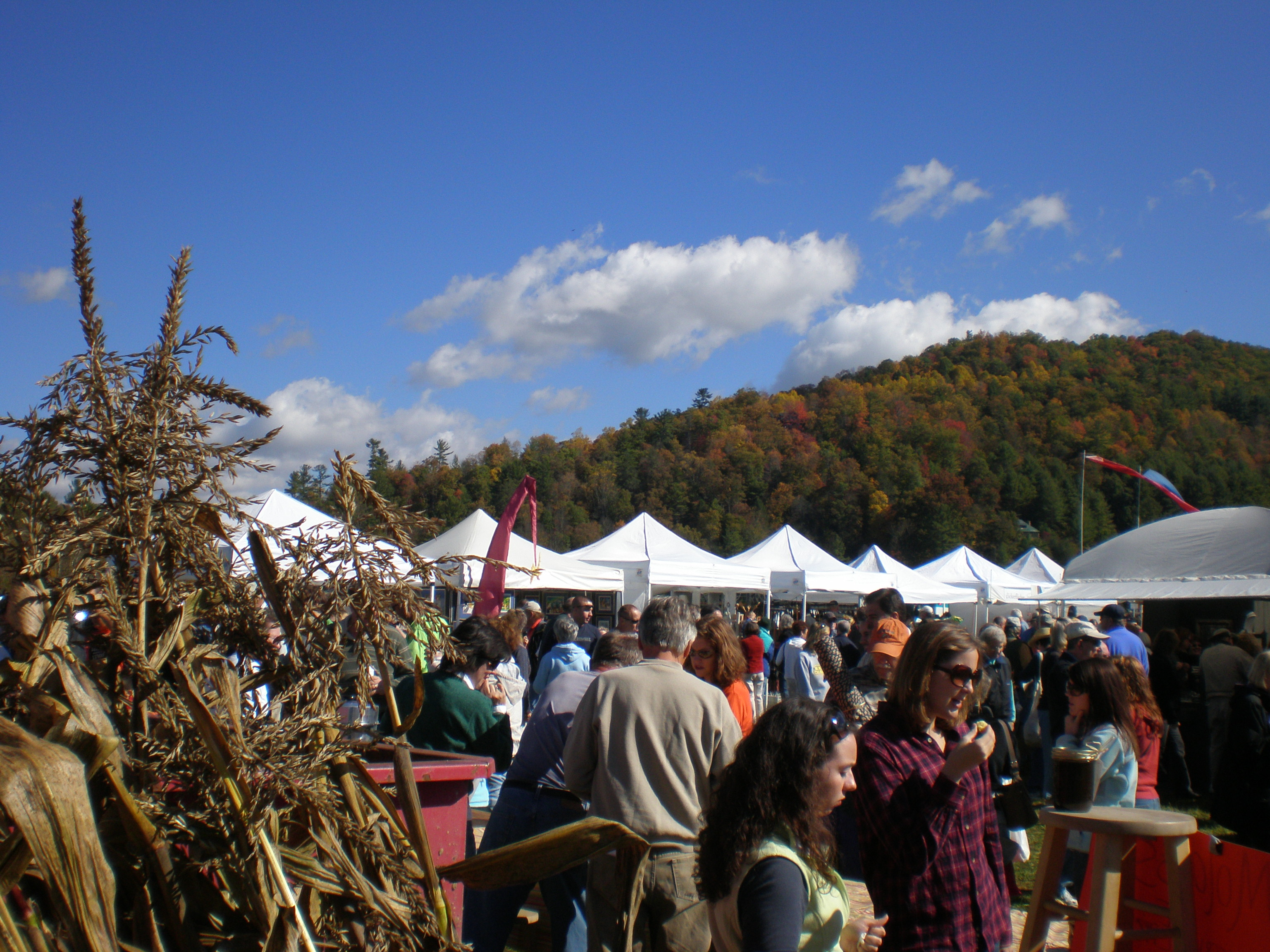 Fall Festivals in the High Country