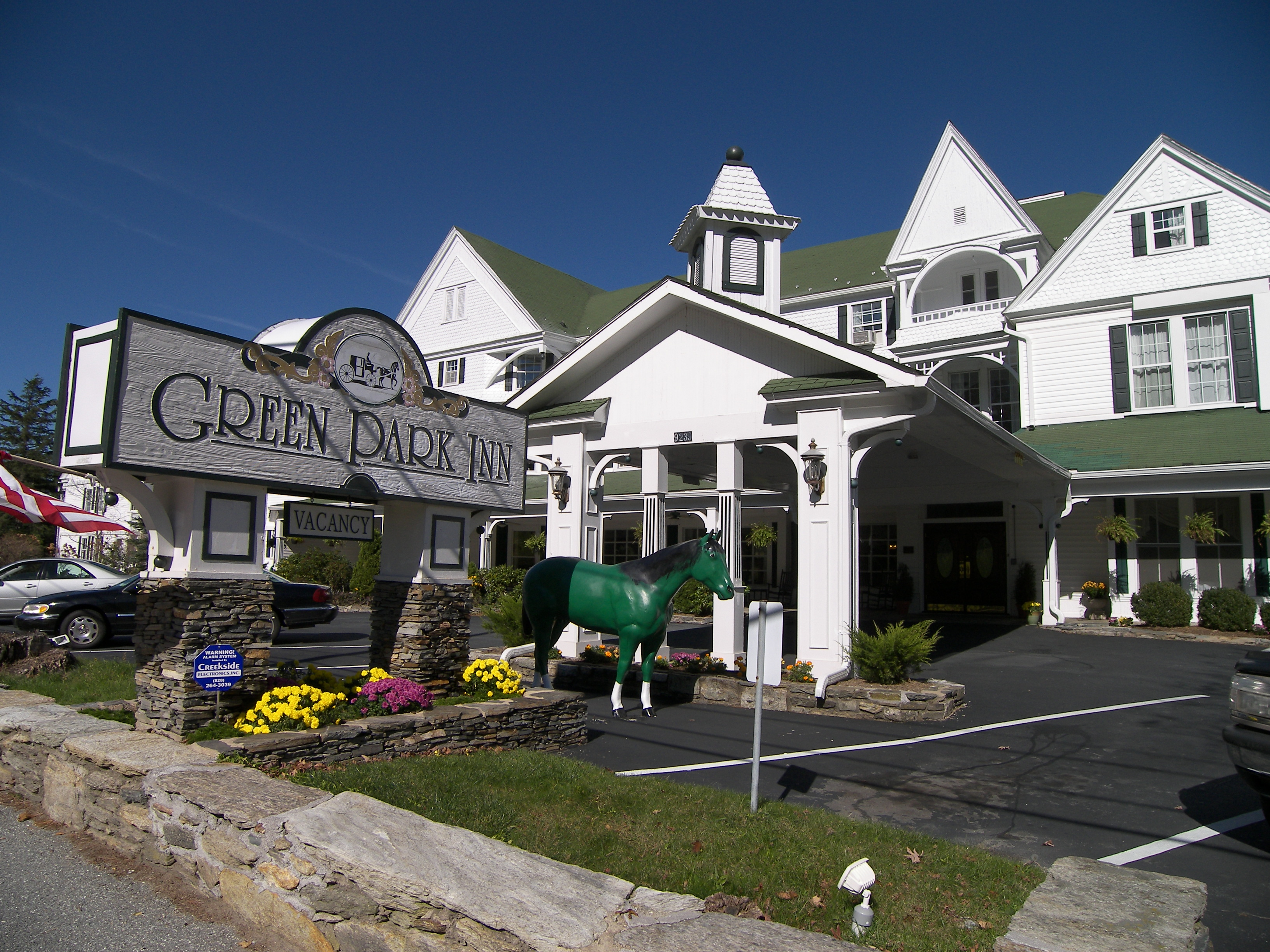 Couples Getaway at Green Park Inn